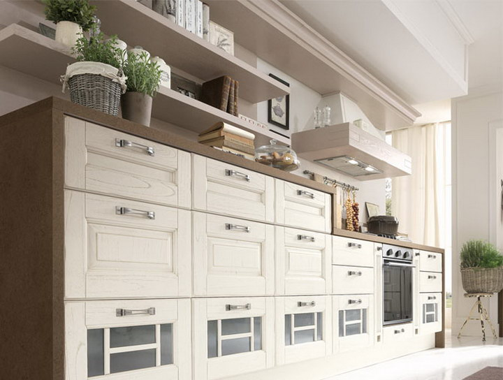 Интерьер кухни гостиной: фото 2016 современные идеи