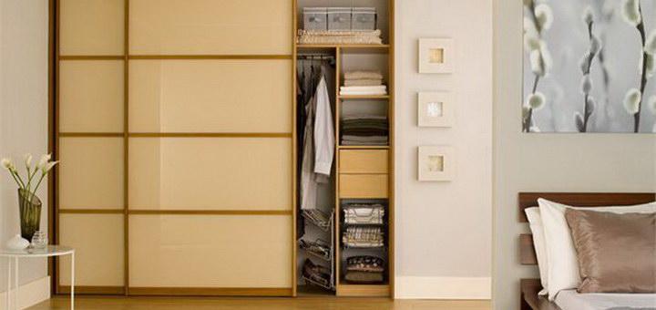 Как сделать встроенный шкаф-купе своими руками: пошаговая инструкция