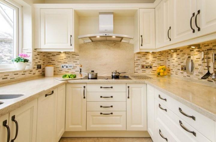 Кухня 9 кв. метров: дизайн проект
