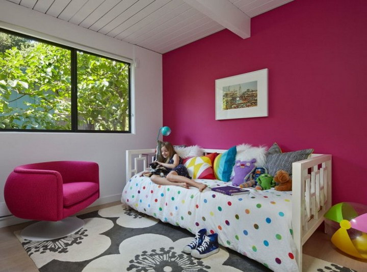 Покраска стен водоэмульсионной краской: дизайн, фото, идеи