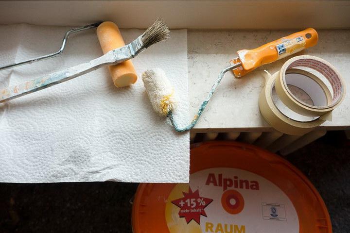 Ремонт на кухне своими руками: фото, варианты отделки
