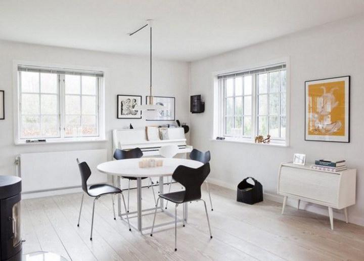 Скандинавский стиль в интерьере малогабаритных квартир: фото
