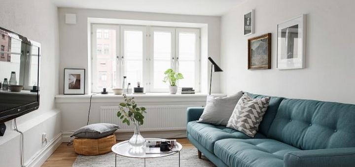 Столешница-подоконник в комнате: фото
