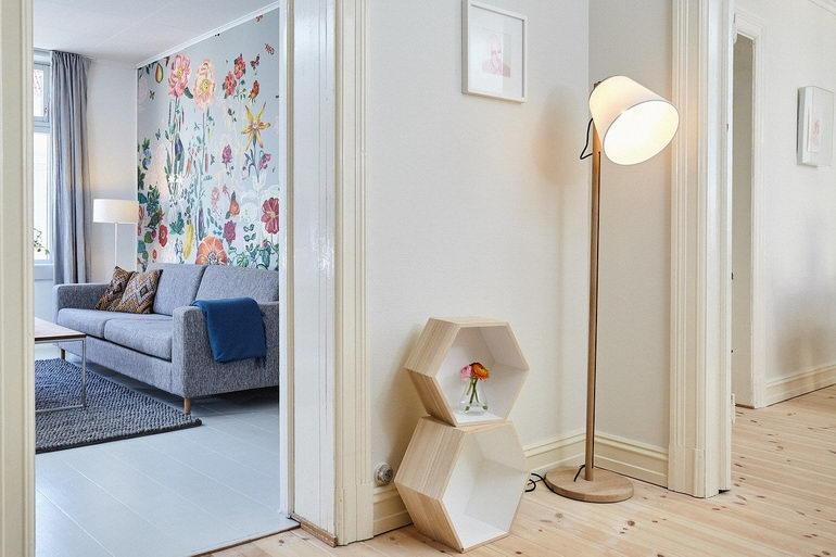 интерьер квартиры на 2 комнаты