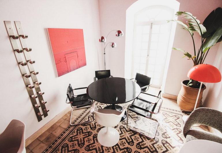 мебель в стиле эклектики