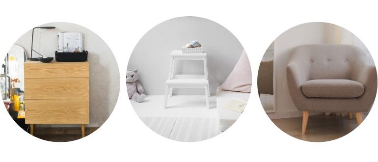 сканди мебель