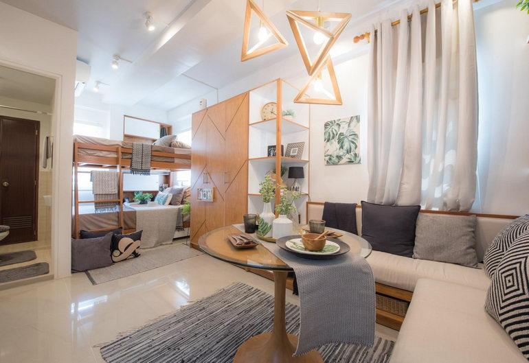 дизайн квартиры в скандинавском стиле готовые решения