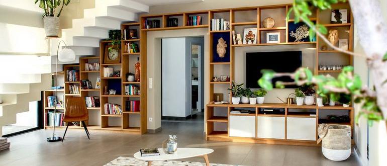 эко стиль интерьера квартиры