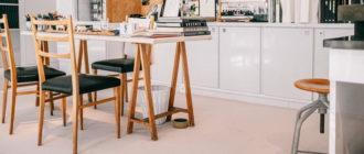 мебель в интерьере скандинавского дизайна
