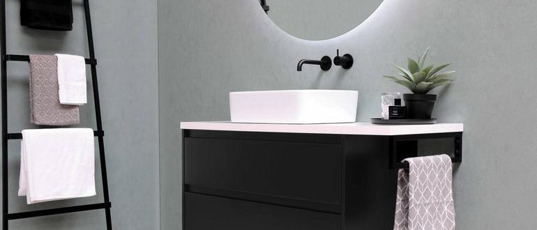 цветовое решение скандинавской ванной
