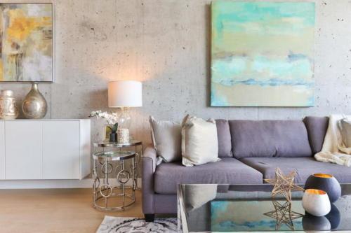 Пример современной квартиры