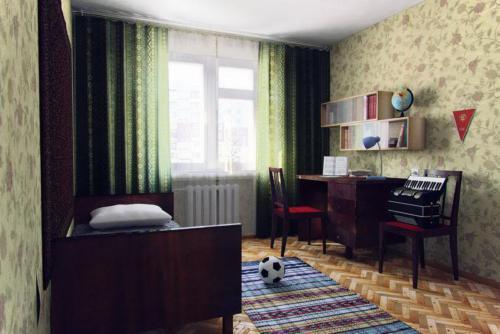 Комната школьника